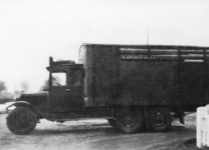 H.Appeldoorn transport 1929