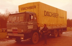 DAF-1600 WILLY NUY DOORNENBURG.