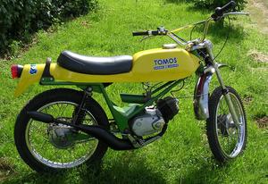 Tomos Cross-50 Junior