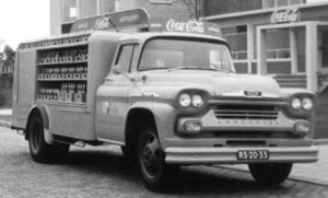 CHEVROLETT.   (Coca-Cola)