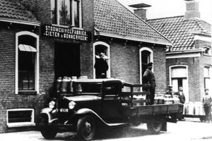 zuivel fabriek