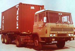 DAF-2600 Gebr BINNENDIJK B.V