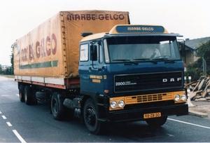 DAF-2800 Marbe-Gelco