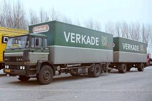 DAF-2100 Verkade Zaandam.