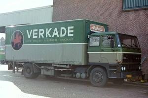DAF-2800 Verkade Zaandam.