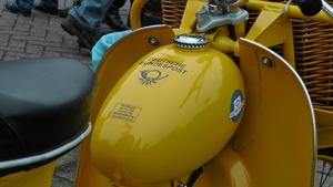 Hercules met Sachs motor