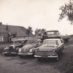 Mercedes, VW, Opel en Krupp