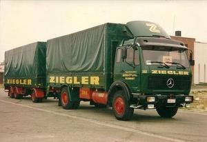 MERCEDES-BENZ  ZIEGLER