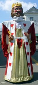 2300 Turnhout - Kaartreus 02 (Dame de Coeur - Judith)