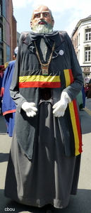 2300 Turnhout - den Burger (Burgemeester)