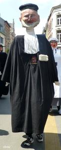 2300 Turnhout - Meneer de Juge (Rechter)