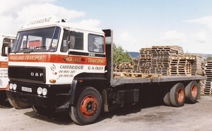 DAF-2100 HIGHLAND TRANSPORT