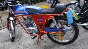 Gitane Testi motor Minarelli