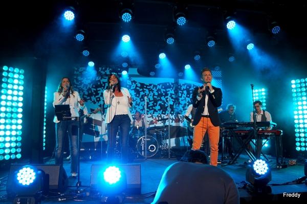 Christof en Band