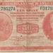 Nederlandsch Indië 1943 0,5 Gulden a