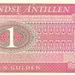 Nederlandse Antillen 1970 1 Gulden b