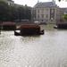 Bloemenboot in de Hofvijver
