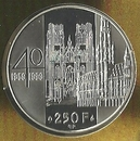 Belgi� 1999 250 Frank
