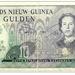 Ned. Nieuw Guinea 10 Gulden