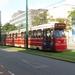 Tramlijnen op ongewone plekken    (25 mei 2014)
