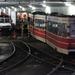 Ontsporing GTL 3052 in de tramtunnel HS    (24 december 2013)