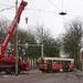 Ontsporing GTL 3101 op de Bosbrug    (24 december 2013)