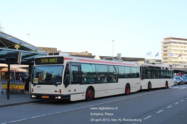 207 Schiphol Plaza 29-04-2013
