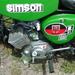 Simson S51 uit 1988 van Philipp Lindemann