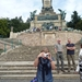 5 Rudesheim, wandeling Niederwald monument _P1190995