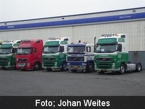 3 Nieuwe Volvo's voor Lovo