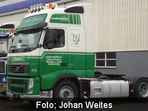 Nieuwe Volvo voor Lovo