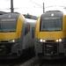 08116 als L3682 naar Braine-Le-Comte & 08154 als L3081 naar Nivel