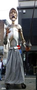 1000 Bruxelles (Rue Haute) - Don Quichotte