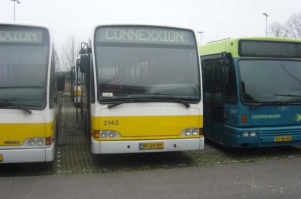 Connexxion 2142 BF-GH-89