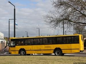 Ex-BBA 434 - Dordrecht Burg. de Raadtsingel