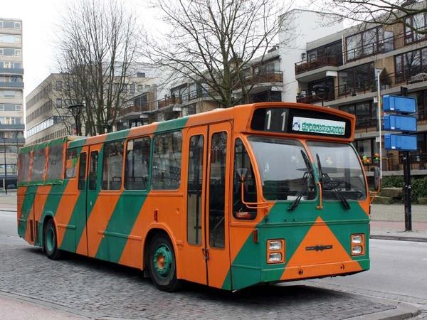 Ex-BBA 270 Tilburg Piusplein