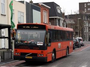 Ex-BBA 452 Bergen op Zoom