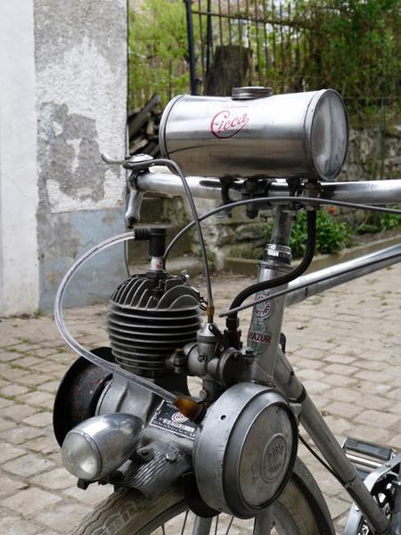 Le Vélorêve