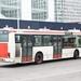 179 Busplatform van Den Haag CS, 6 juli 2012.