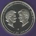 Belgie 1999 250 frank huwelijk