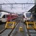 Arriva 325+309 Station Groningen 13-04-2013