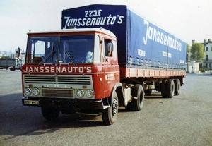DAF-2600 JANSSENAUTO'S   (F)