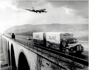 Scania + vliegtuig    1