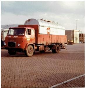 Scania semi