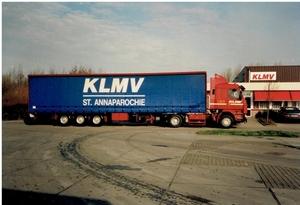 Scania + oplegger