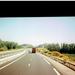 Op de snelweg