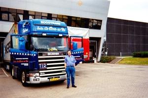 BF-ZX-61  voor de truck Wybe de Boer
