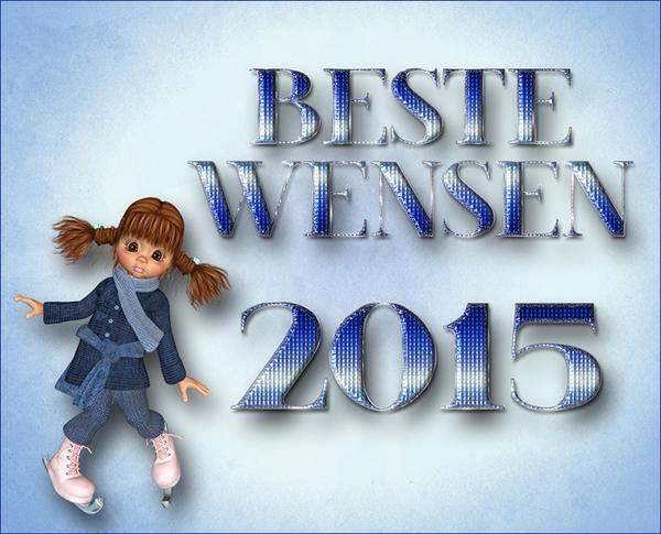 beste wens 2015