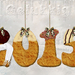nieuwjaarkaartje koekjes