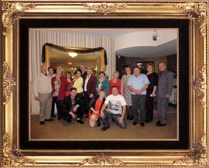50jarig huwelijk in berlijn  groep